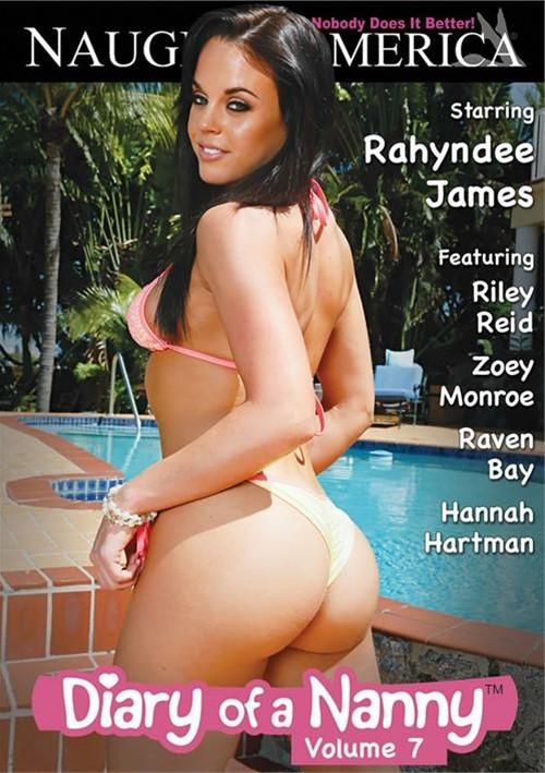 Diary Of A Nanny 7, Naughty America, Rahyndee James, Riley Reid, Zoey Monroe, Raven Bay, Hannah Hartman, All Sex, Babysitter