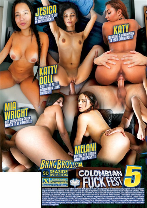 Free Preview Of Colombian Fuck