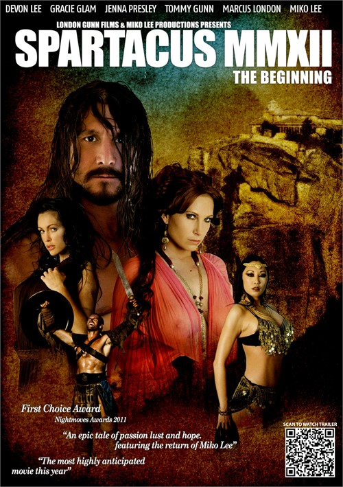 Spartacus MMXII: The Beginning XXX Parody Movie