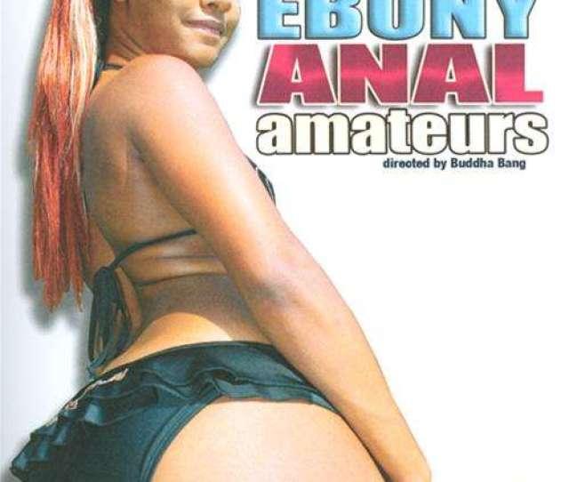 St Time Ebony Anal Amateurs
