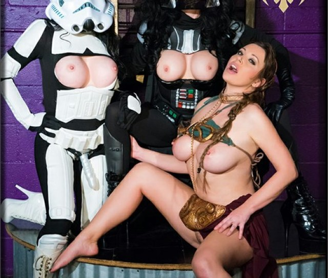 Perils Of Slave Leia The