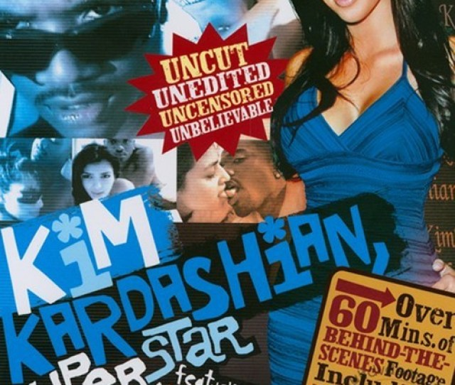 Kim Kardashian Superstar Uncut