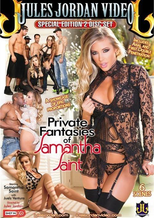 Private Fantasies: Samantha Saint – Special Edition 2 Disc Set