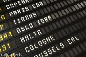 Airport delays expected as PCS members strike