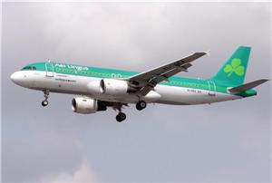 Belfast boosts Aer Lingus passenger figures