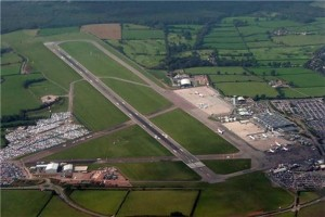 Bristol Airport and Flybe introduce Fast Track Security