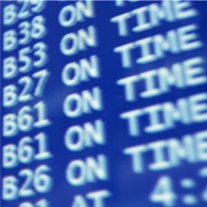 Four UK hubs improve punctuality