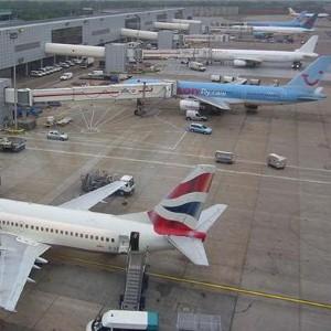 Gatwick Airport gets flight to Durban