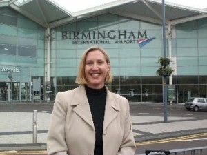 New terminal at Birmingham Airport unveiled