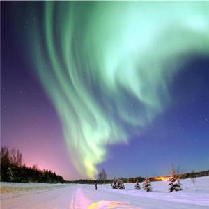 Northern Lights flight available from Robin Hood Airport Doncaster Sheffield