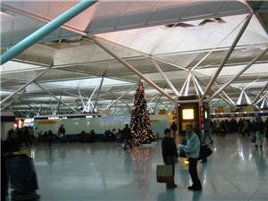 Stansted opens first phase of terminal extension