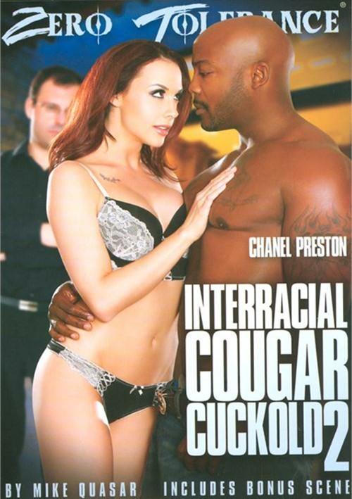Interracial Cougar Cuckold 2 XXX DVD