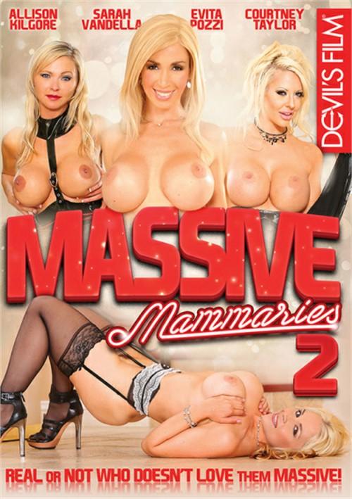 Massive Mammaries 2 XXX DVD from Devil's Film