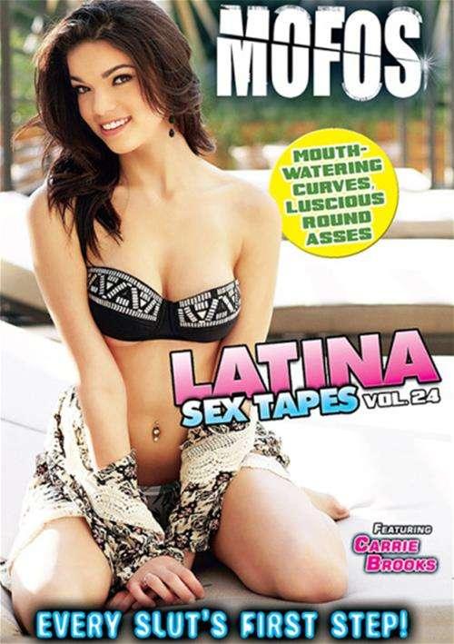 Latina Sex Tapes 24 2016 Adult Dvd #SexoFilm