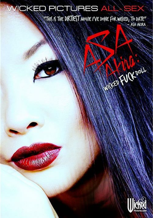 Asa Akira_Wicked Fuck Doll, Porn DVD, Wicked Pictures, Jonathan Morgan, Asa Akira, Kendra Lust, Jon Jon, Karlo Karrera, Mick Blue, Moe Johnson, Rob Piper, Tyler Knight, All Sex, Asian, Star showcase, Dirtiest Movie