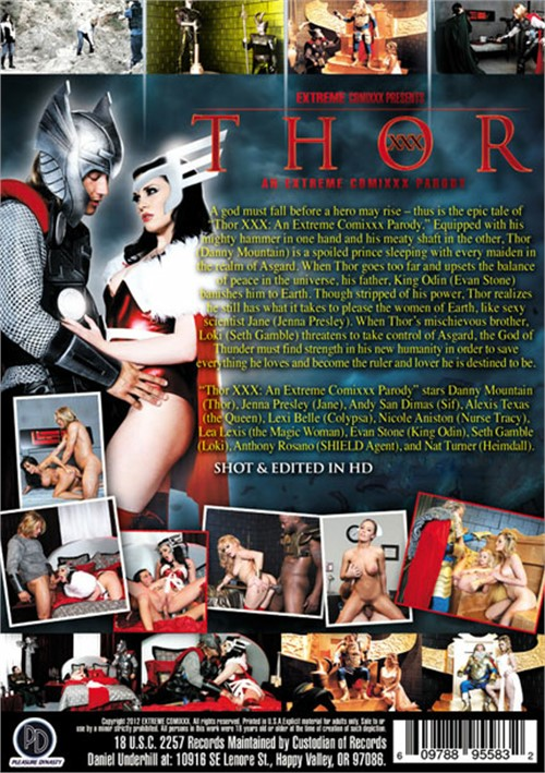 Thor: A XXX Parody (2012) DVDRip Free Full Movie Download Link