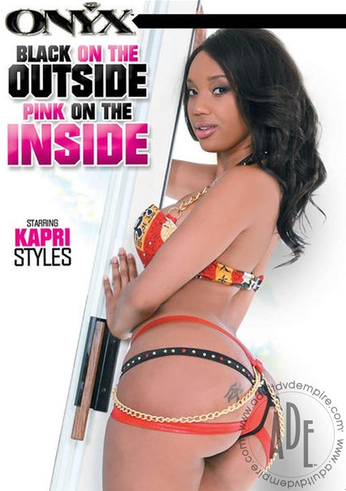 Black On The Outside Pink On The Inside Porn Dvd