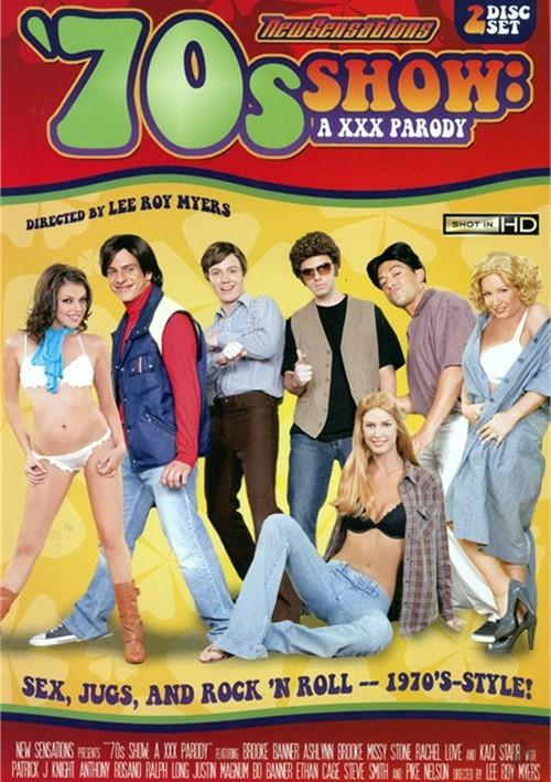 New Sensations Present '70's Show A XXX Parody