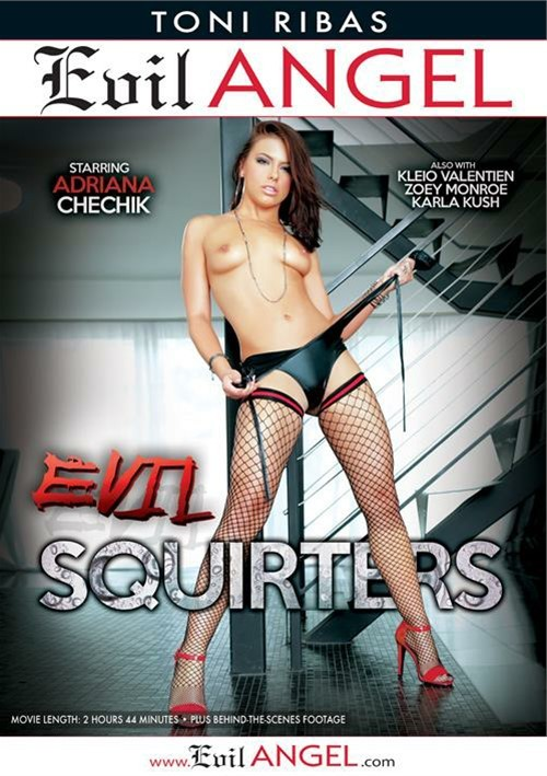 Evil Squirters Evil Angel XXX Movie
