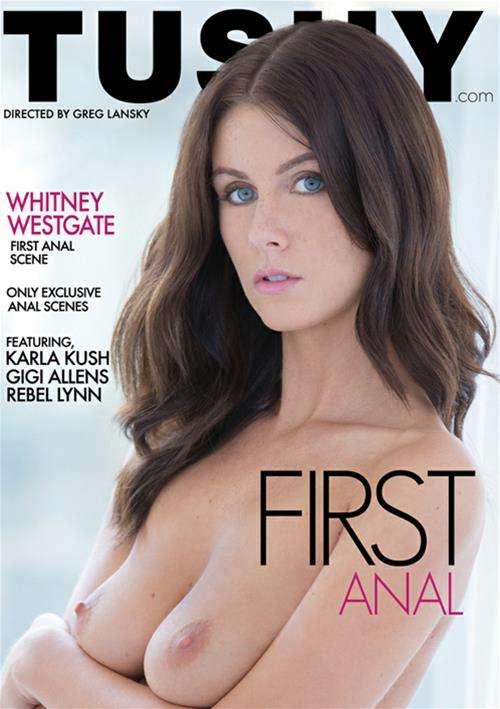 XXX First Anal (2016)