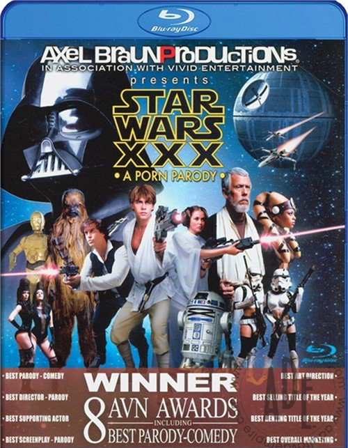 Star Wars XXX A Porn Parody by Axel Braun