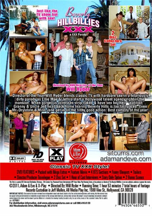 Now Play Beverly Hillbillies XXX: A XXX Parody Free Porn DVD