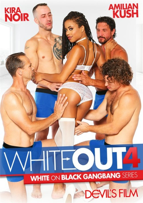 Devil's Film, Sarah Banks, Skyler Nicole, Interracial, Black, Gang Bang, White Out 3, white cock party, White out 4
