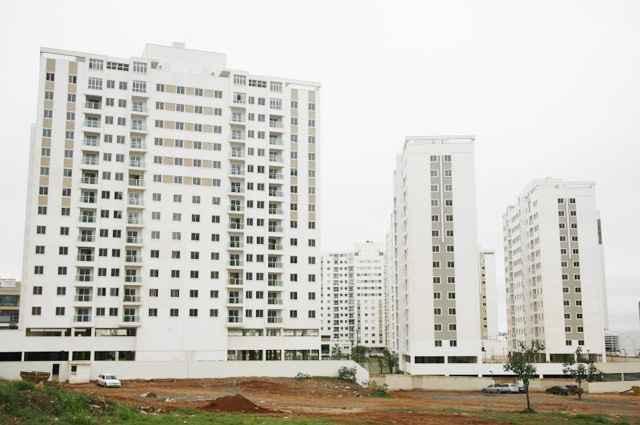 Os domicílios com menos pessoas aumentaram de quantidade, ao passo que os que têm mais moradores reduziram (Dênio Simões/Esp.CB/D.A Press)