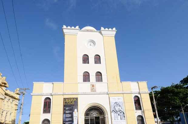 Torre Malakoff é o lugar preferido de Michelson Santos no Recife. Foto: Edvaldo Rodrigues/DP/D.A Press