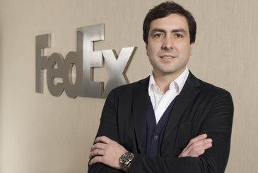 Eduardo Araújo, diretor de logística da FedEx Brasil, diz que o RPA oferece serviços como armazenamento e liberação aduaneira de mercadorias. Foto: Rubens Chiri/ Perspectiva
