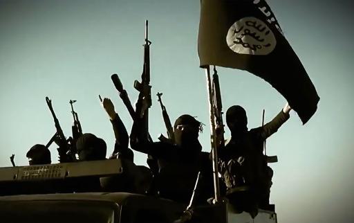 Militantes do Estado Islâmico. Foto:© Al-Furqan Media/AFP