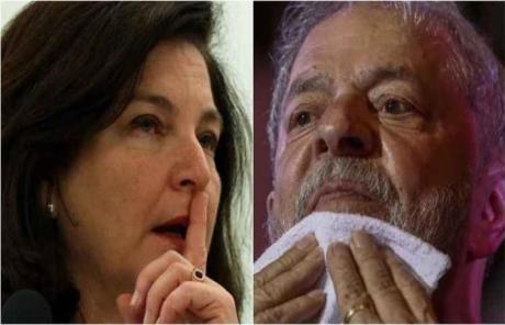 A procuradora-geral da República, Raquel Dodge, enviou parecer à Corte afirmando que Lula está inelegível (foto: Agência Brasil e AFP)