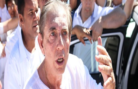 Médium goiano está preso desde 16 de dezembro (Foto: Marcelo Camargo / Agência Brasil)