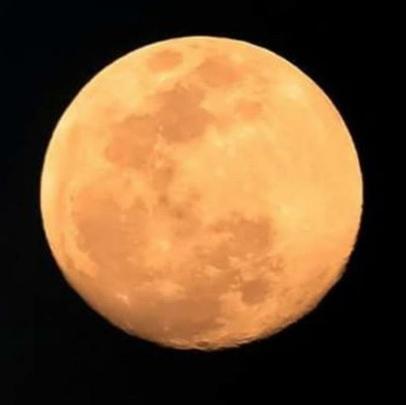 Lua de hoje já encanta belo-horizontinos. Fotos mostram a lua em diferentes pontos da capital