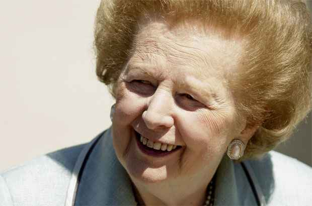 Margaret Thatcher foi uma das líderes mais influentes do século XX (AFP PHOTO/FILES/Shaun Curry )
