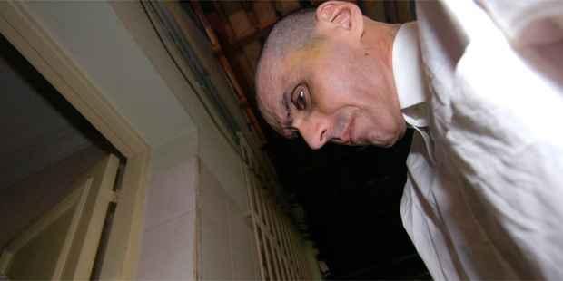 Meyer estava preso no Presídio Inspetor José Martinho Drumond, na Grande BH (Juarez Rodrigues/EM/D.A Press)