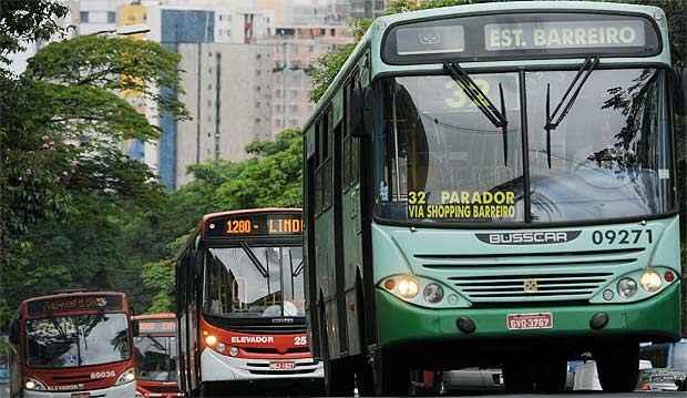 O último reajuste no preço das passagens aconteceu em dezembro de 2012 (Leandro Couri/EM/D.A Press)