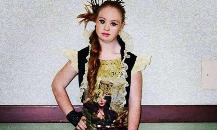 daeeadfd11 Modelo com síndrome de Down vai desfilar no New York Fashion Week