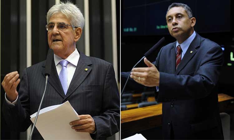 Gustavo Lima/Câmara dos Deputados - 5/8/15 e Luiz Cruvinel/Câmara dosw Deputados - 27/10/11