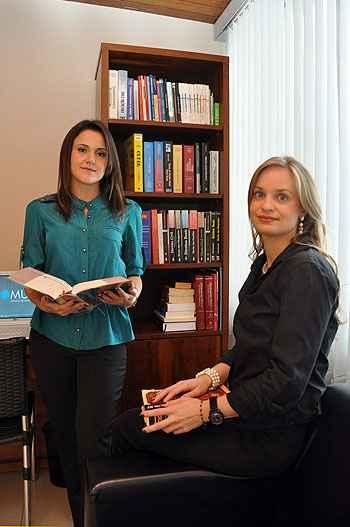 As advogadas Fernanda Zampier e Joana Jabocina dizem que deixar claro no rateio o  que é despesa ordinária e o que é extraordinária é o primeiro passo para evitar problemas (Eduardo de Almeida/RA studio )