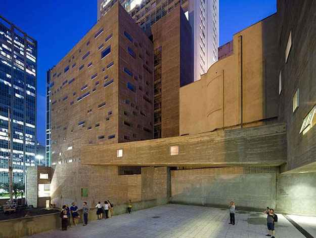 A Praça das Artes, em São Paulo, é um dos concorrentes (Architizer A  Awards/Divulgação)