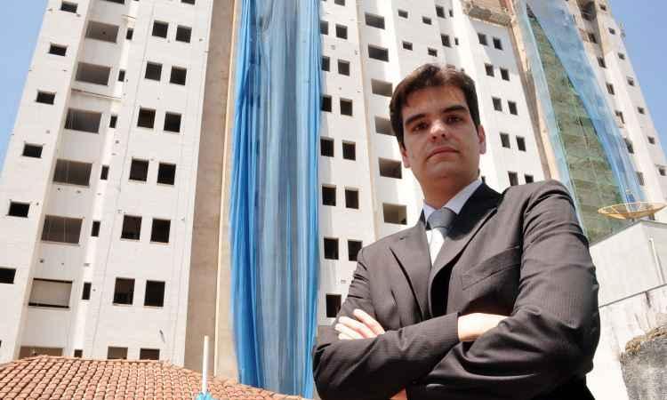 Lúcio Delfino, presidente da Associação Brasileira dos Mutuários da Habitação (ABMH) - Eduardo Almeida/RA Studio 27/09/2011