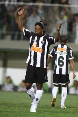 Imagens de Atlético x Ponte Preta, no Independência  - Rodrigo Clemente/EM/D.A Press