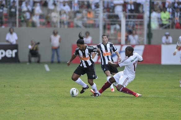 Imagens de Atlético e Fluminense, no Independência - Juarez Rodrigues e Rodrigo Clemente / EM / DA Press