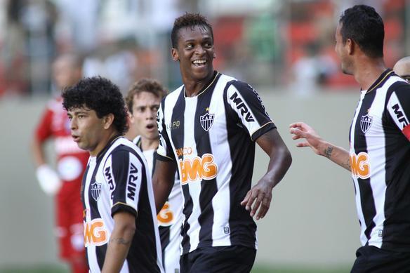 Imagens do jogo Atlético x Araxá, no Independência - Rodrigo Clemente/EM/DAPress