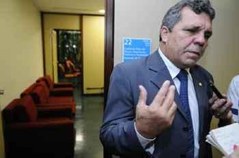 Fraga pode ser condenado a pena de até 16 anos de prisão, além de multa (Daniel Ferreira/CB/D.A Press)