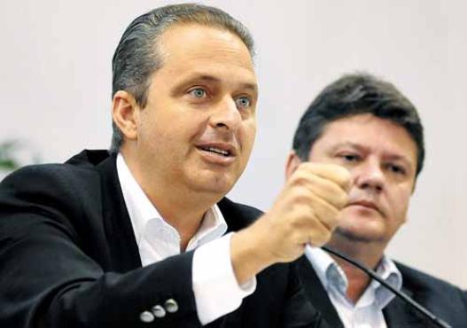 """De olho na sucessão de Dilma, Eduardo Campos avisa: """"PSB está no jogo"""""""