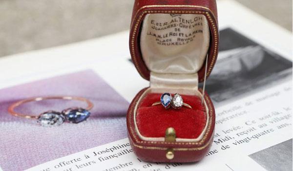 Em 24 de fevereiro de 1796, Napoleão Bonaparte anunciou o seu noivado com Josefina, viúva de Alexandre de Beauharnais (PATRICK KOVARIK)