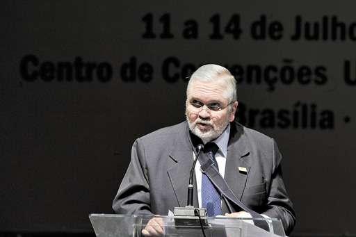 Os quatro concorrentes ao cargo hoje ocupado por Gurgel (foto) criaram sites (Marcello Casal Jr/Agência Brasil)