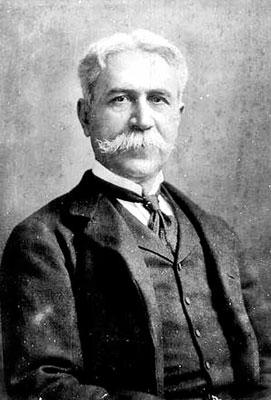 O político liberal Joaquim Nabuco é um dos fundadores da Confederação Abolicionista, luta pelo fim da escravidão (Reprodução/Internet)